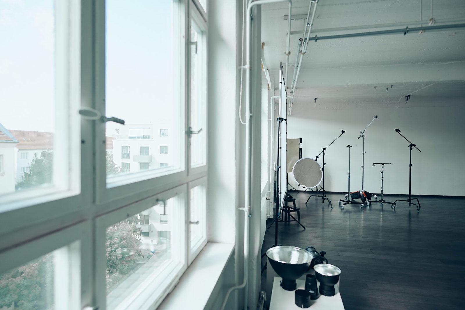 Rent Studio Berlin