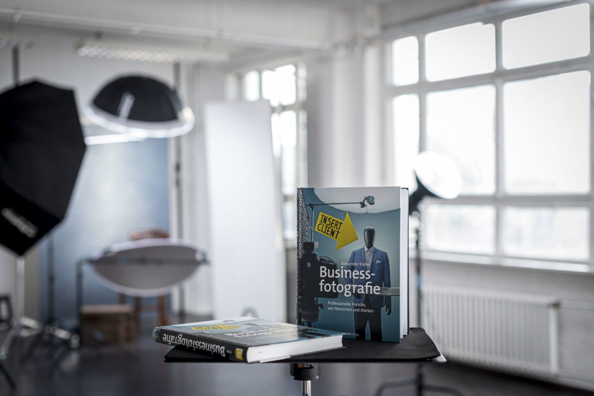 Buch Businessfotografie